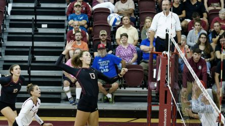 Volleyball Heads to Europe