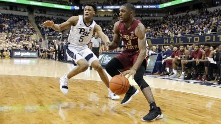 FSU Men Fall At Pitt, 75-62