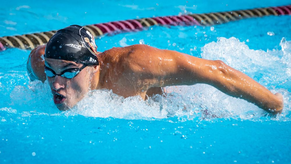 Top Three Finishes, Best Times Close Out Auburn Invite