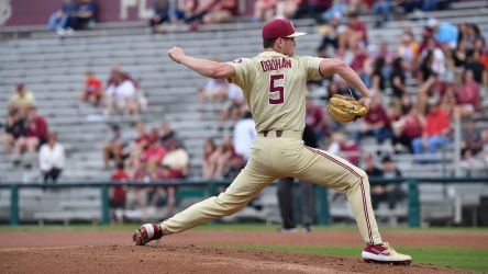 Seven Run Seventh Fuels Seminole Sweep of Maine