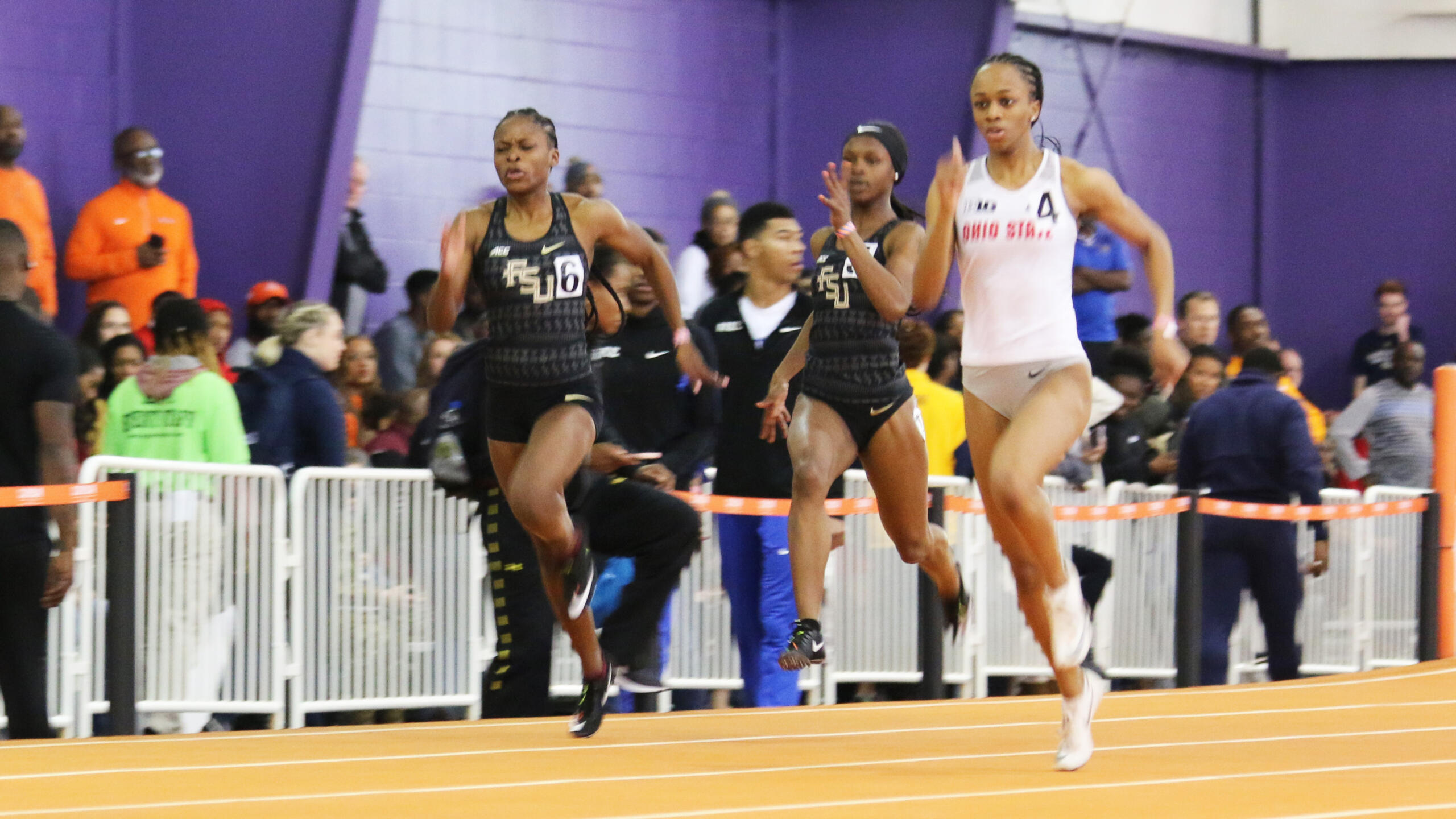 Noles Roll In 200s At Clemson; Wallace, Hall Shine As Well