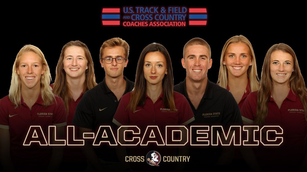 Seven Earn Cross Country All-Academic Honors