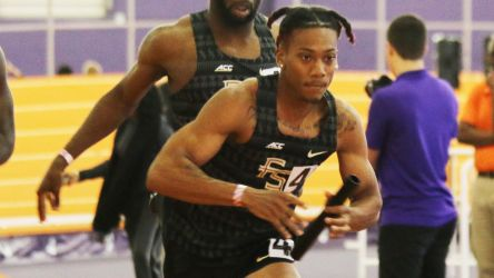 Noles Chasing Back-To-Back Titles At ACC Indoors