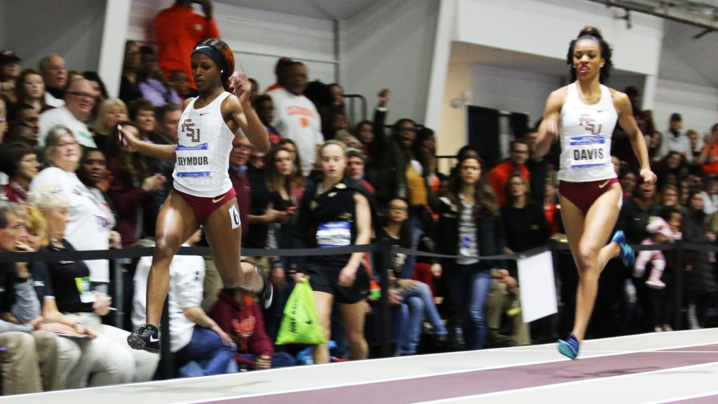 Noles Sending Eight In 10 Events To NCAA Indoors