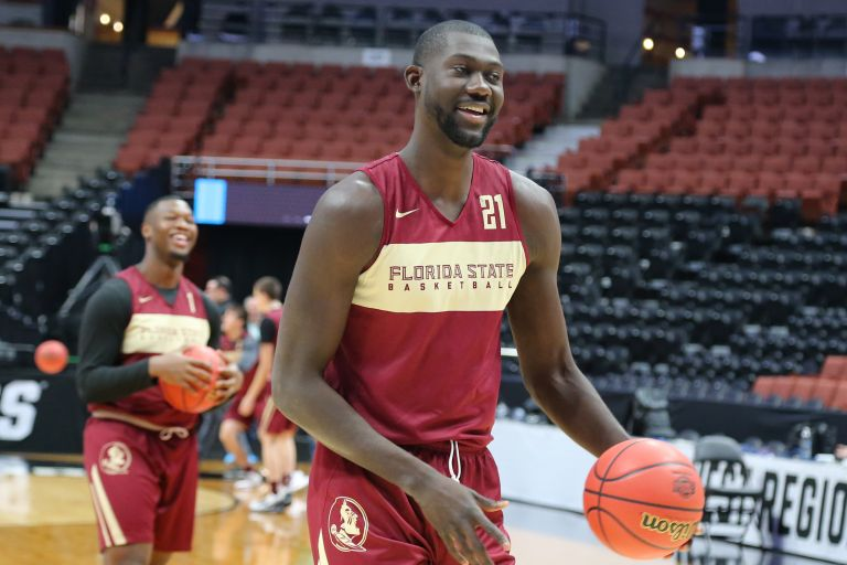 📸: FSU vs. Gonzaga Practice Day