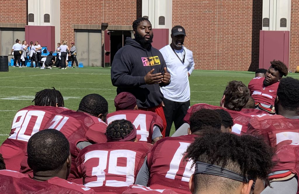 Practice Report: Shoulder Pads Come On As Noles Get Back To Work