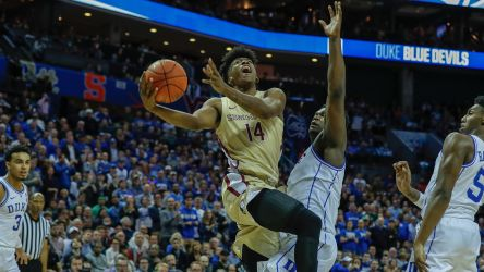 Noles Fall To Duke In ACC Title Game, 73-63