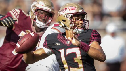 QB Travis 'Blessed' To Be A Seminole