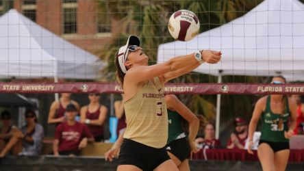 FSU Beach Keeps Bringing in the Wins