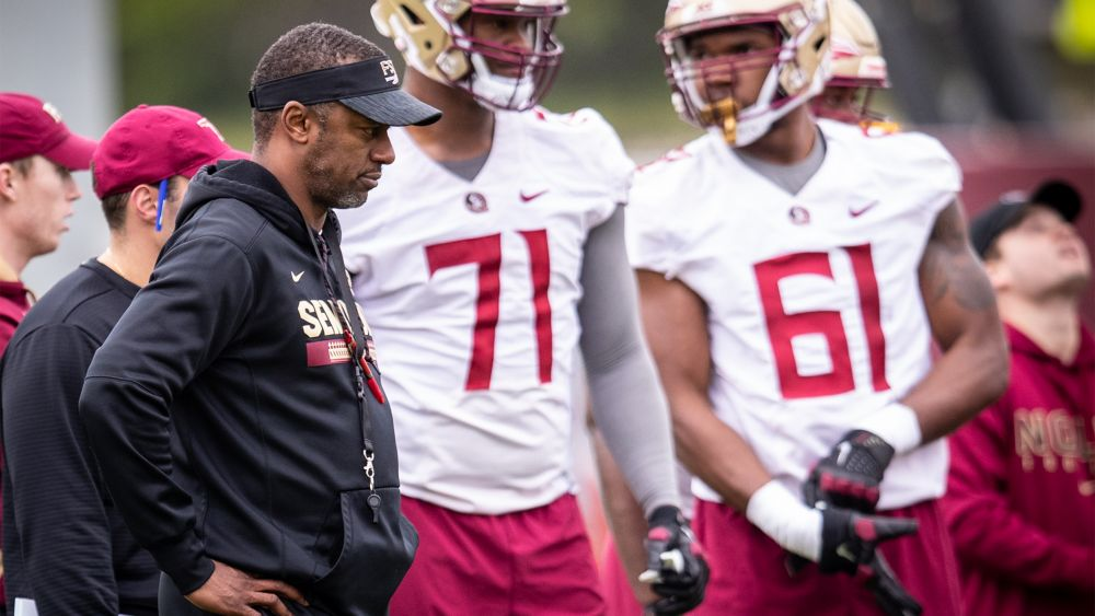 2af31c14a8276 Practice Report  Taggart Reveals Garnet   Gold Game Rosters