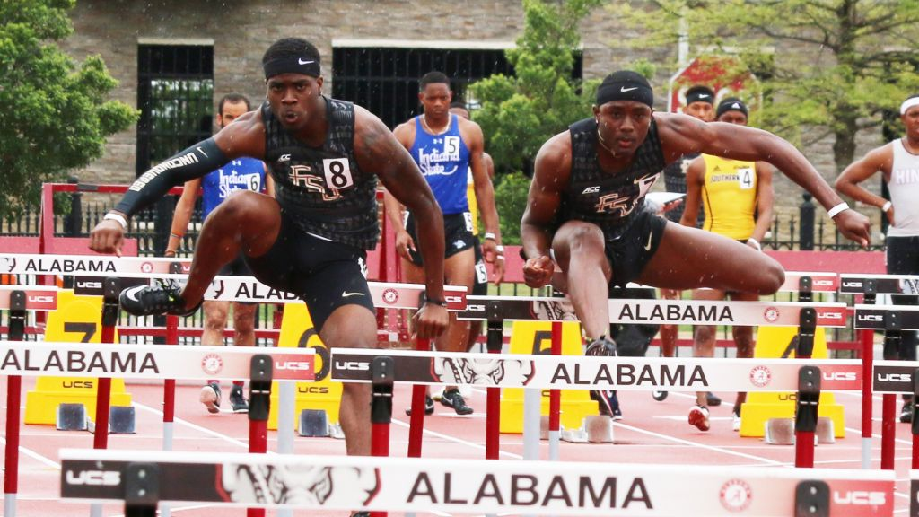Six Golds, Two Meet Records For Noles At Bama