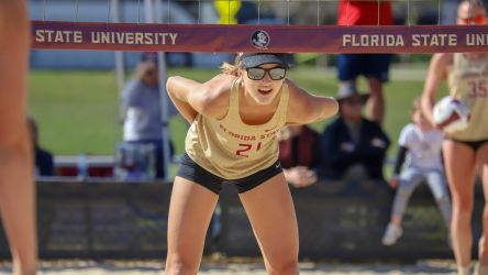 FSU Beach Advances to the CCSA Championship Game