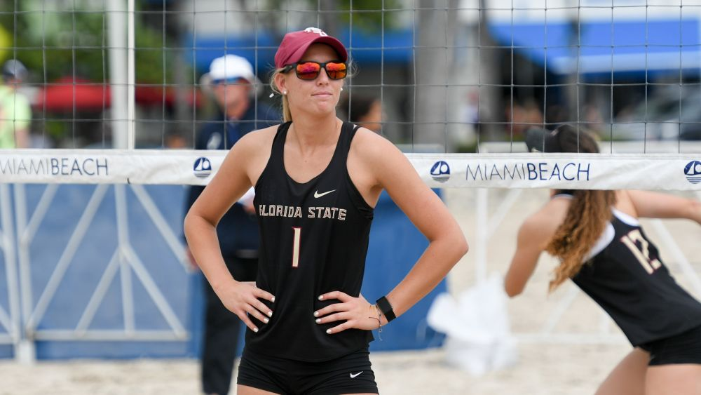Macy Jerger Named CCSA Scholar-Athlete of the Year For Third Time
