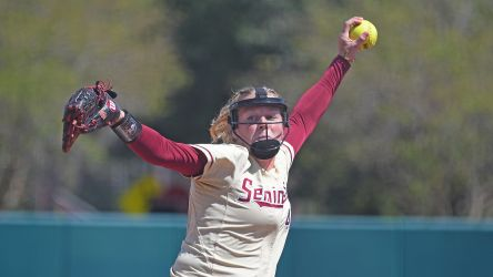 King Ks 13 as Noles Shutout BC
