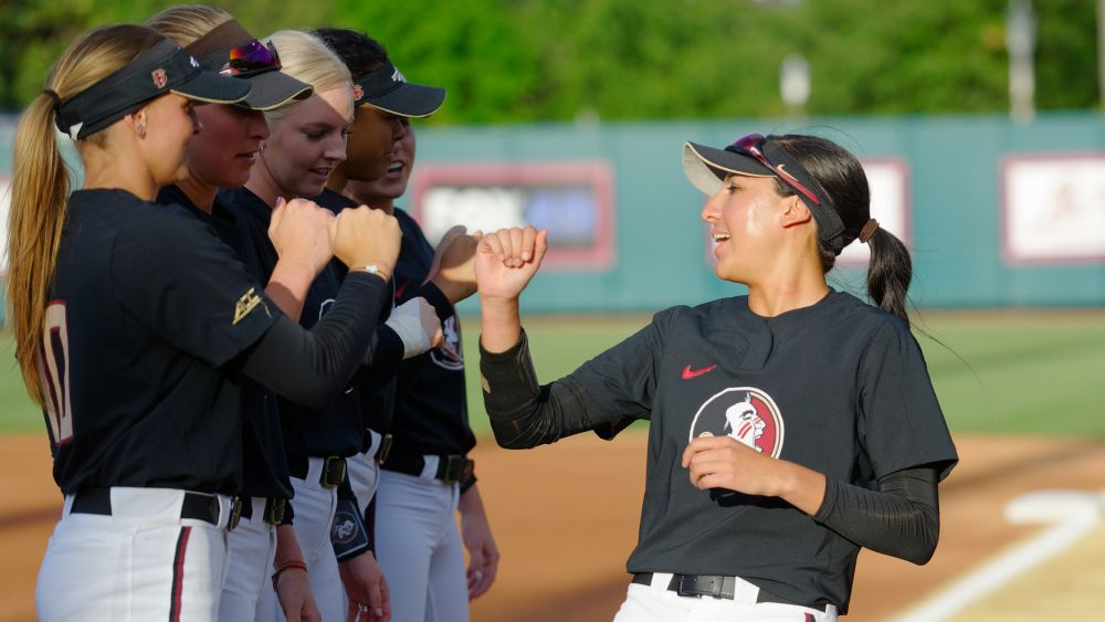 Softball Continues ACC Play Versus Boston College