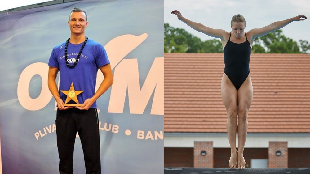 Young, Muratovic Punch Tickets to FINA World Championships