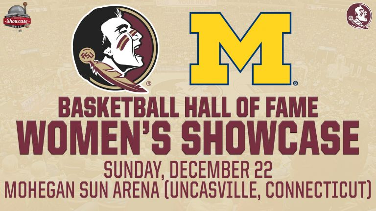 Seminoles to Face Michigan at Mohegan Sun