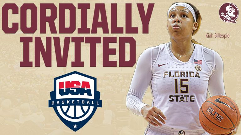 Gillespie Selected to Pan-Am Trials