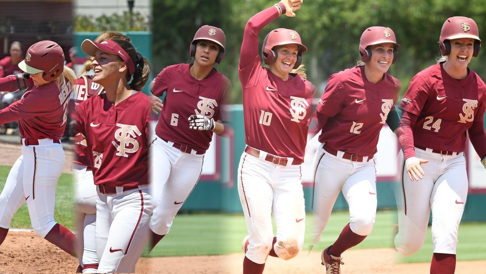 Softball Hits Six HRs In 12-1 Win Over USF