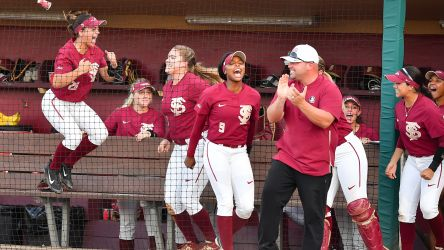 Four Run Third Enough as King's Strong Outing Fuels Noles