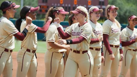 Fan Support Has Noles Excited for Super Regionals