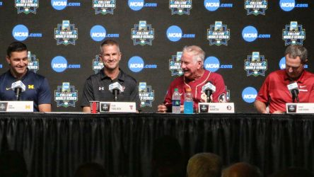 CWS Head Coaches Press Conference