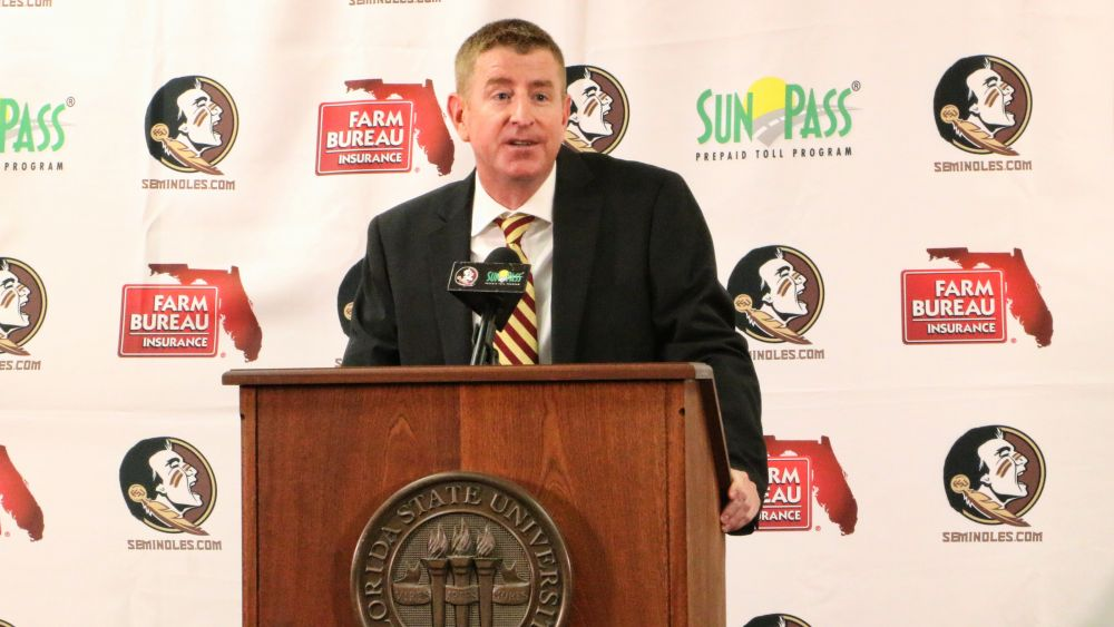 Q&A: Mike Martin Jr. Introductory Press Conference