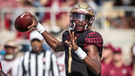 Taggart Previews QB Race, Promises Competition Between Blackman, Hornibrook