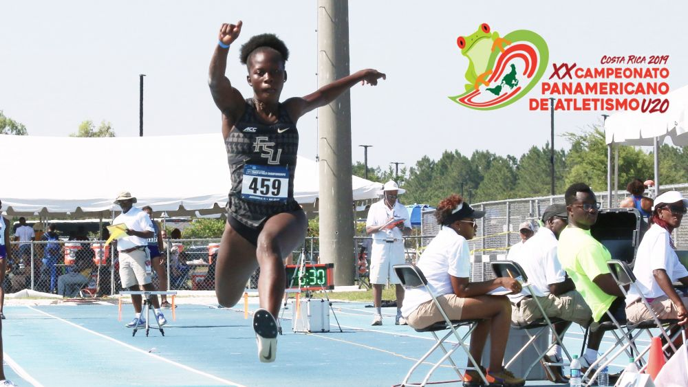 Green Takes Flight At Pan Am U20 Championships
