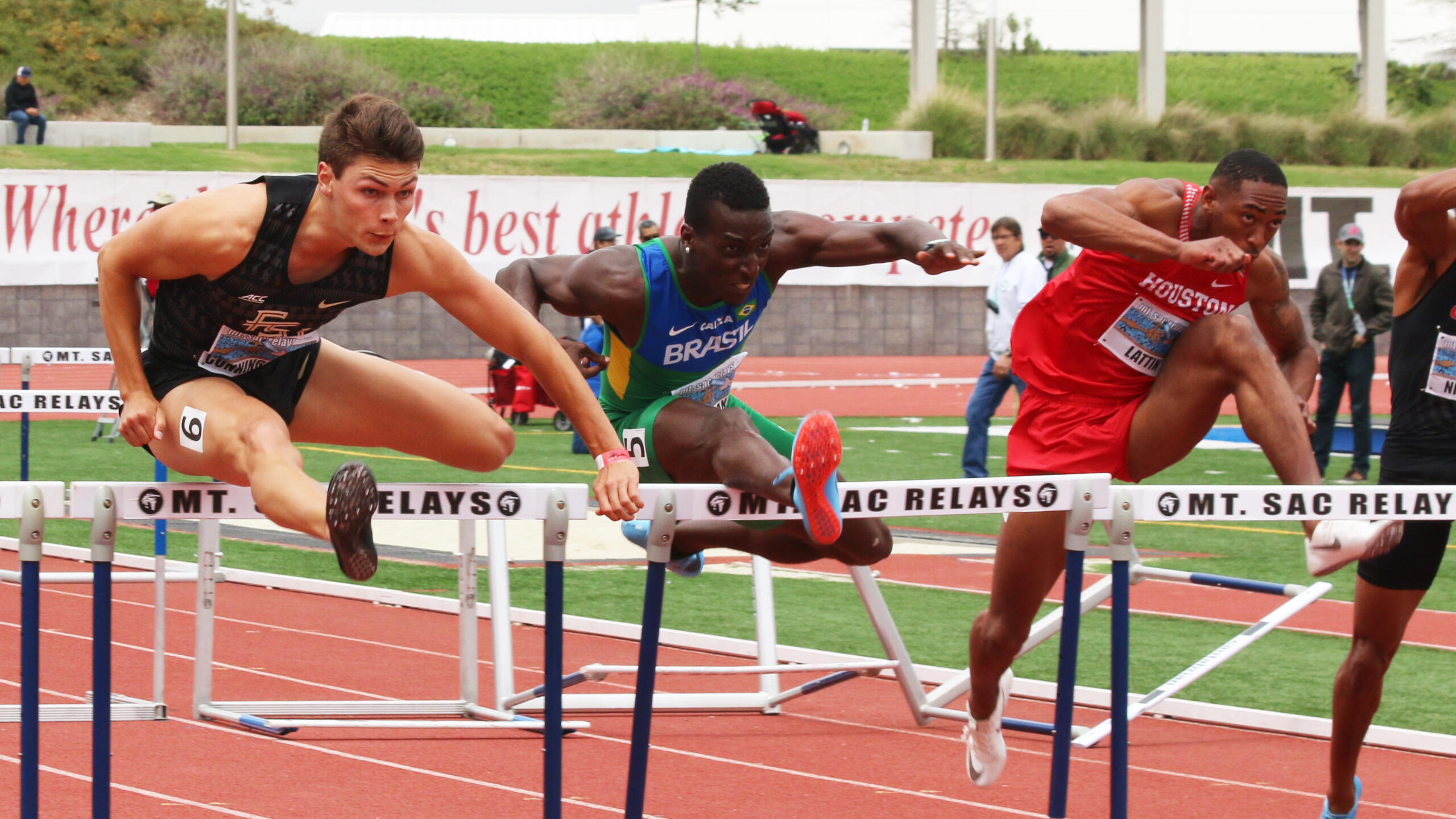 Wallace, Cunningham Headline Noles At USATF Championships