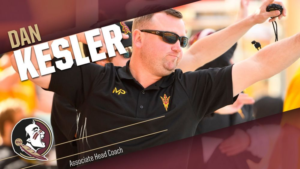 🏊🏊‍♀️Kesler Joins Noles as Associate Head Coach