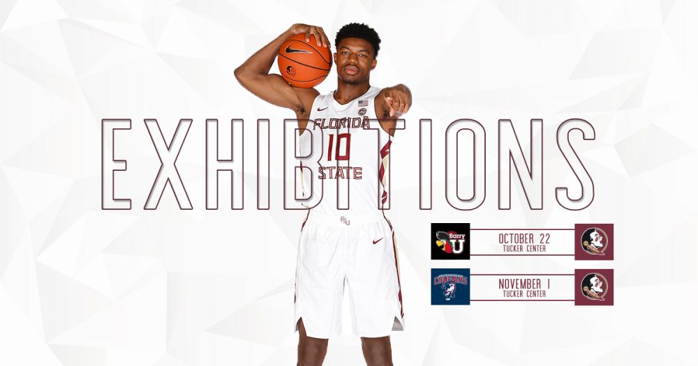 Basketball Announces Exhibition Opponents