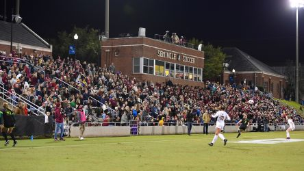 Top Ranked Soccer Opens Season on Thursday