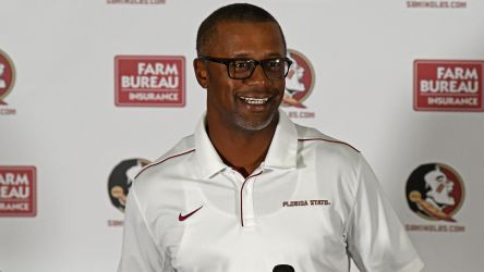Willie Taggart Interview: August 22