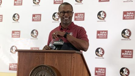 Willie Taggart Media Day Press Conference