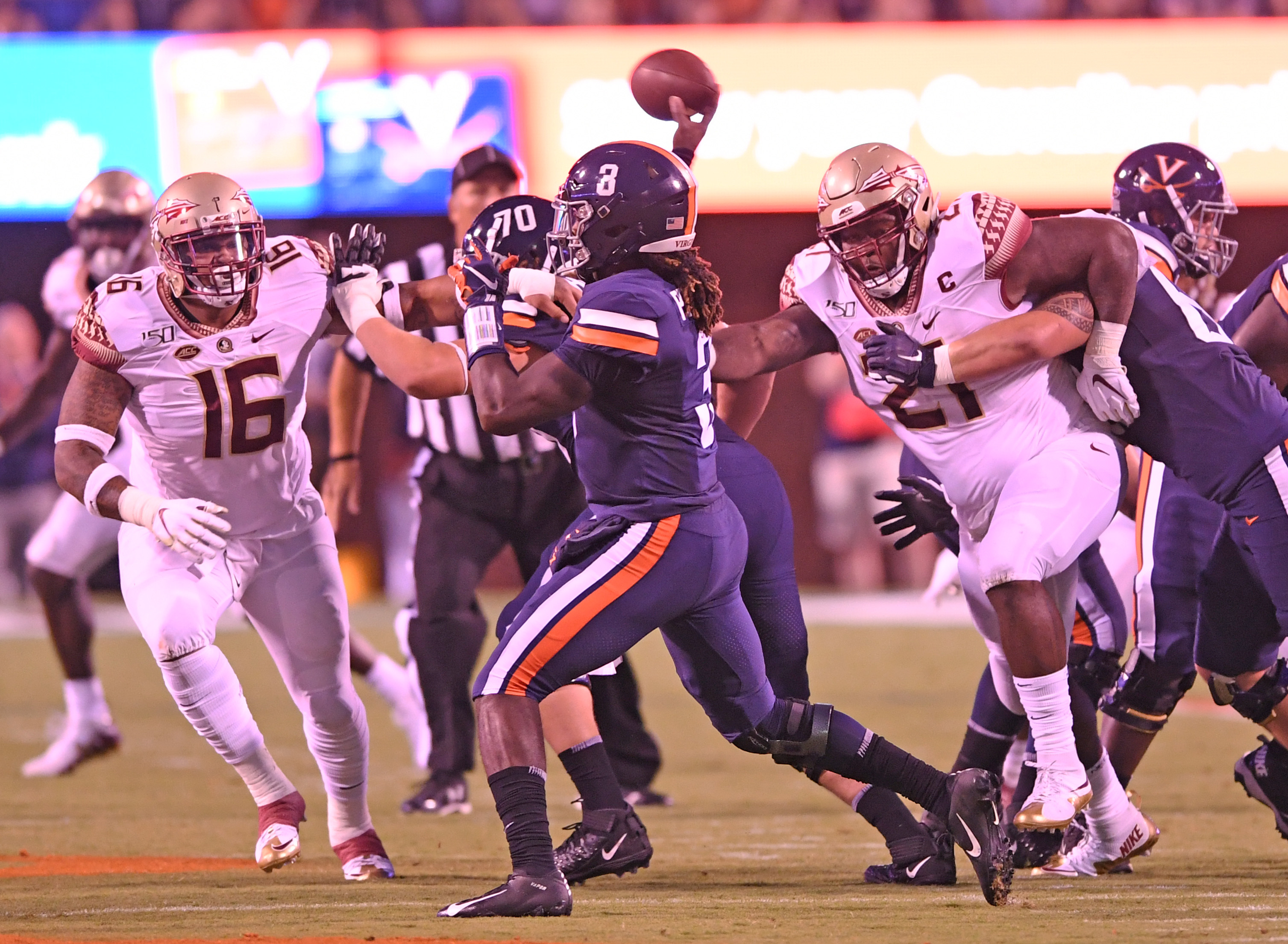 📸FSU vs. Virginia
