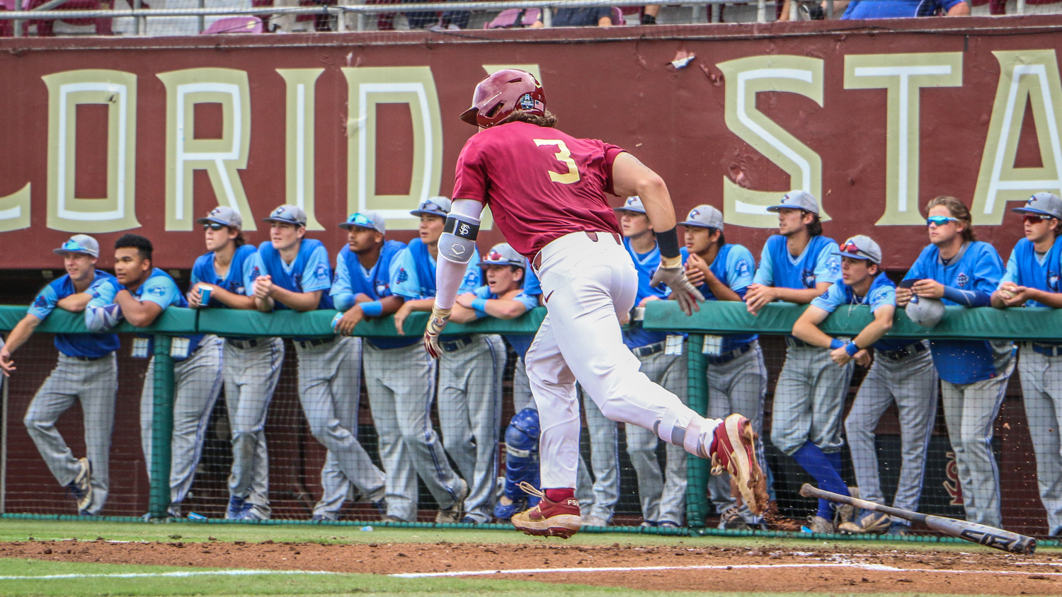 📷: FSU vs. Ontario Blue Jays