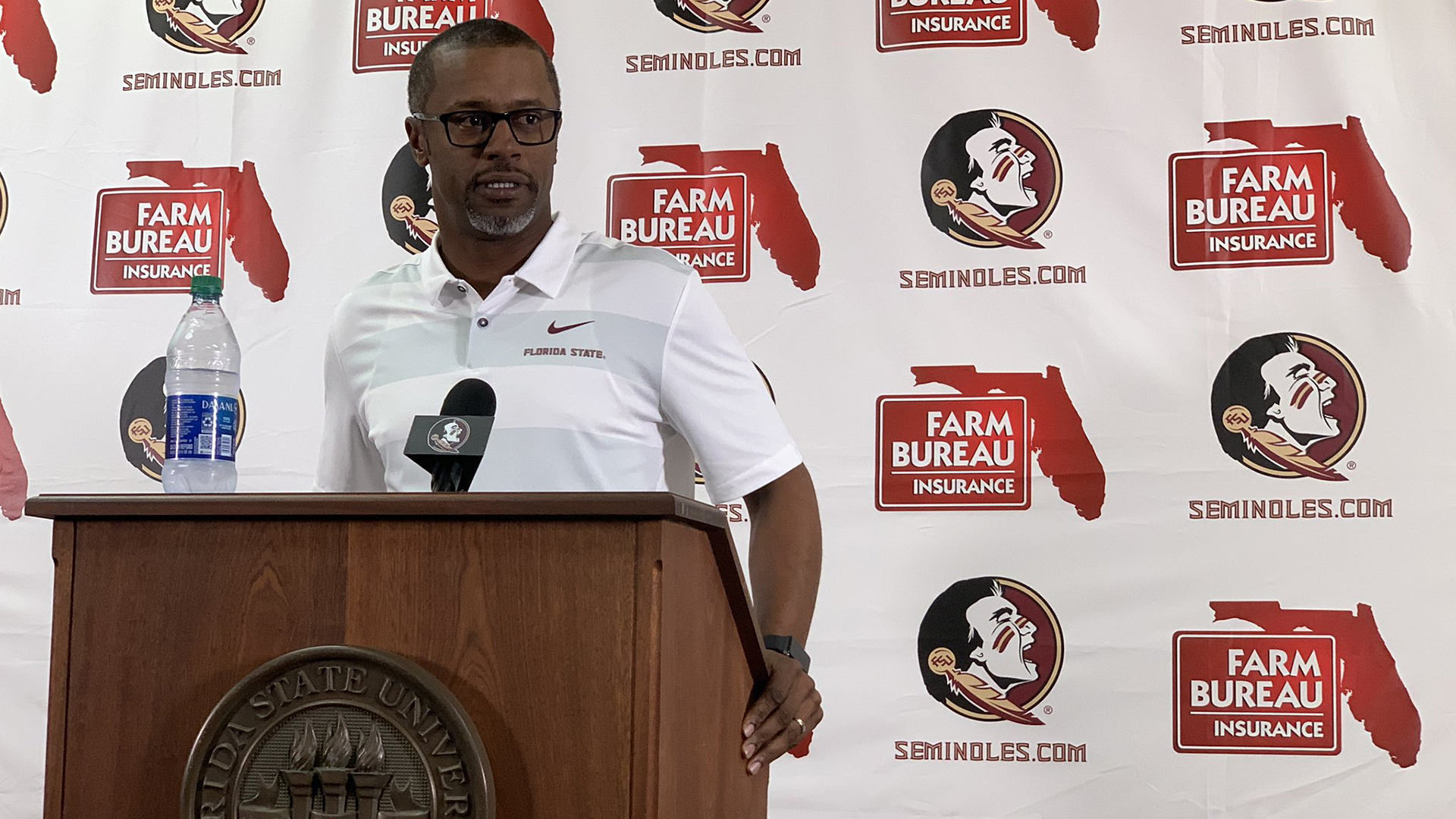 Five Takeaways From Willie Taggart's Syracuse Press Conference