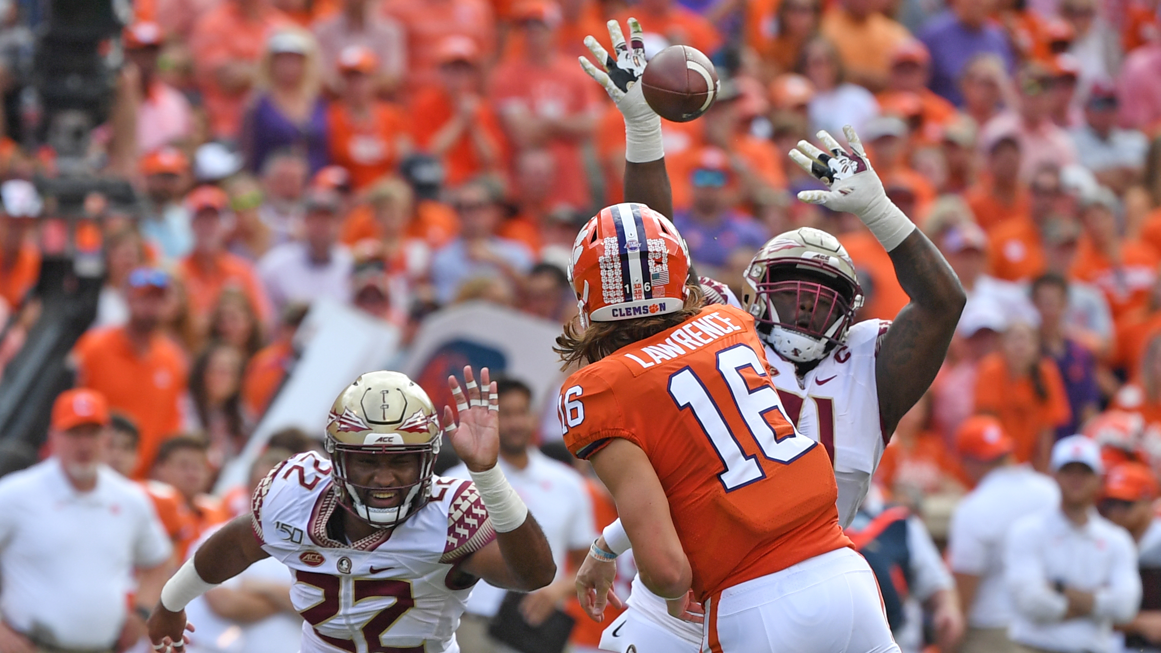 Photos: FSU vs. Clemson