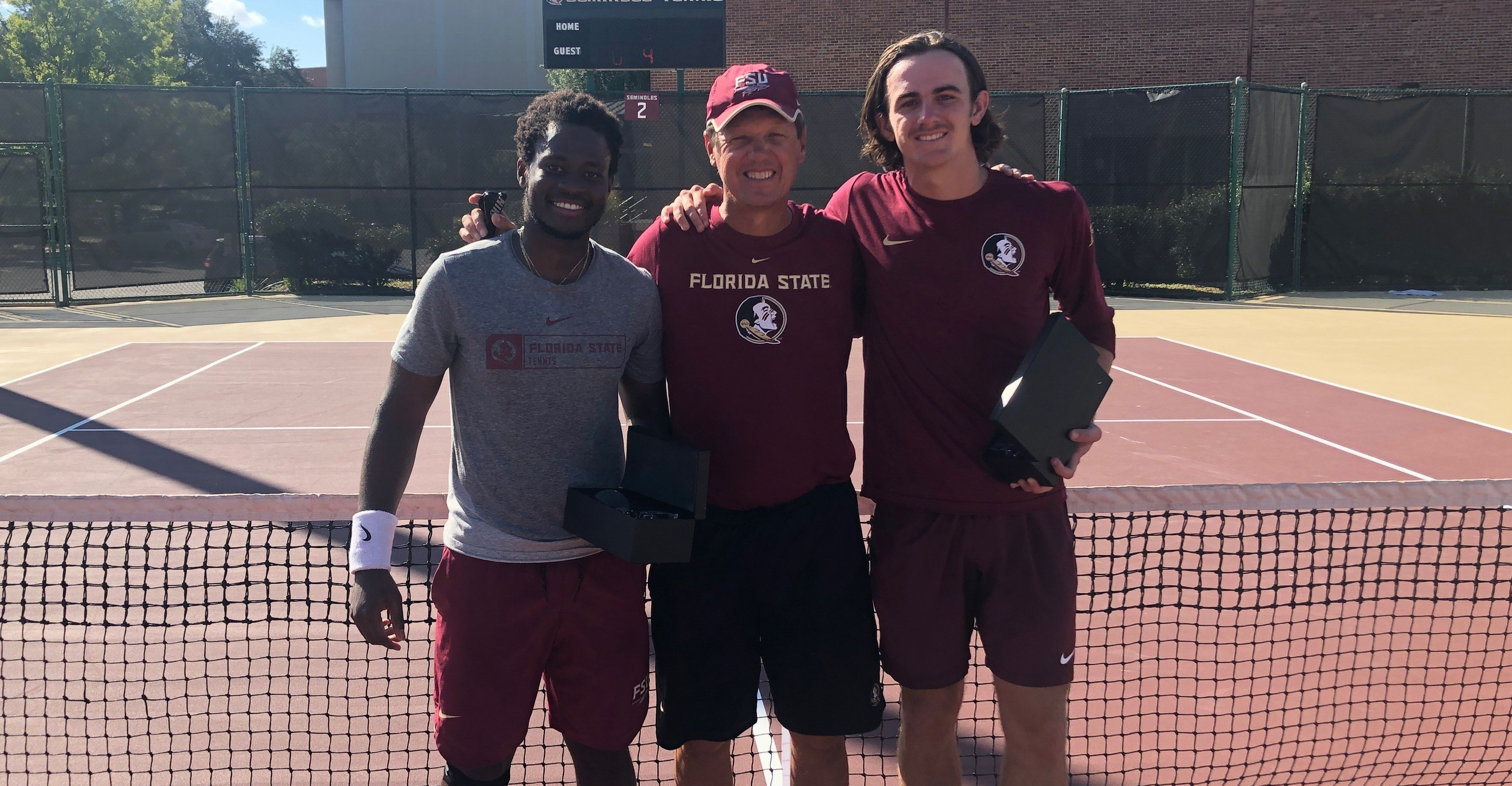 Nahrung And Thongoana Win Bedford Cup Doubles Championship