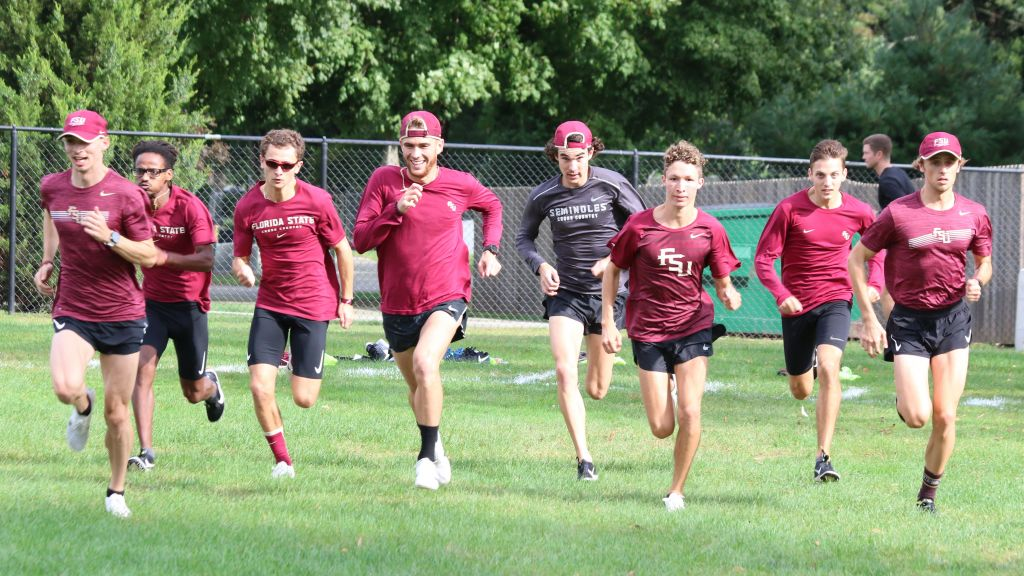 Cross Country Squads Set For Tests At Notre Dame