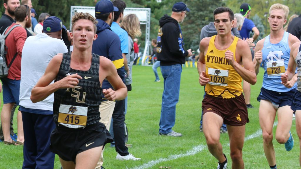 Women Rise Up For Third, Men 10th At Notre Dame