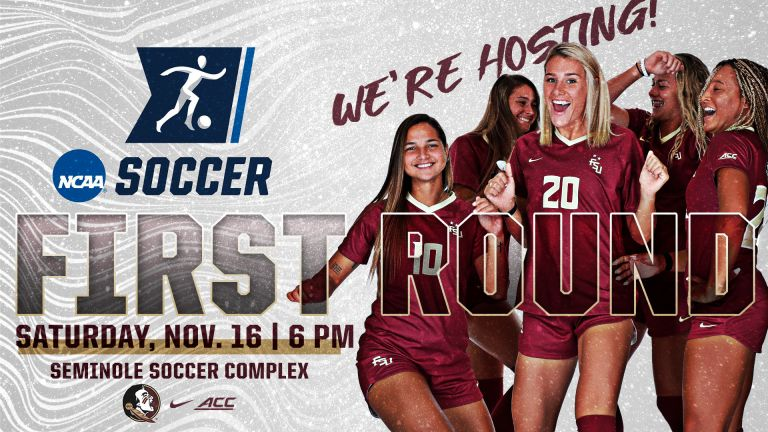FSU Claims No. 1 Seed; Hosts South Alabama In NCAA First Round