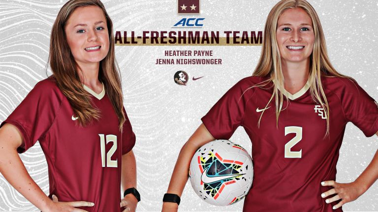 Castellanos Earns ACC Offensive Player and Midfielder of the Year; Berkely Earns ACC Defensive Player of the Year