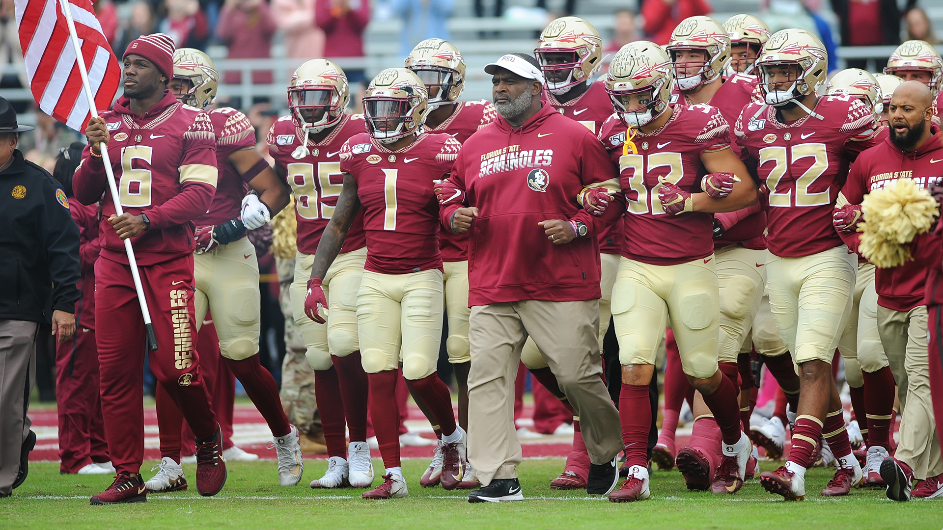 Football Round-Up: Noles Focusing On Florida More Than Coaching Search