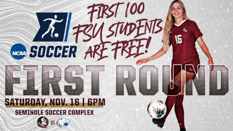 Soccer Takes on South Alabama in the NCAA Tournament First Round