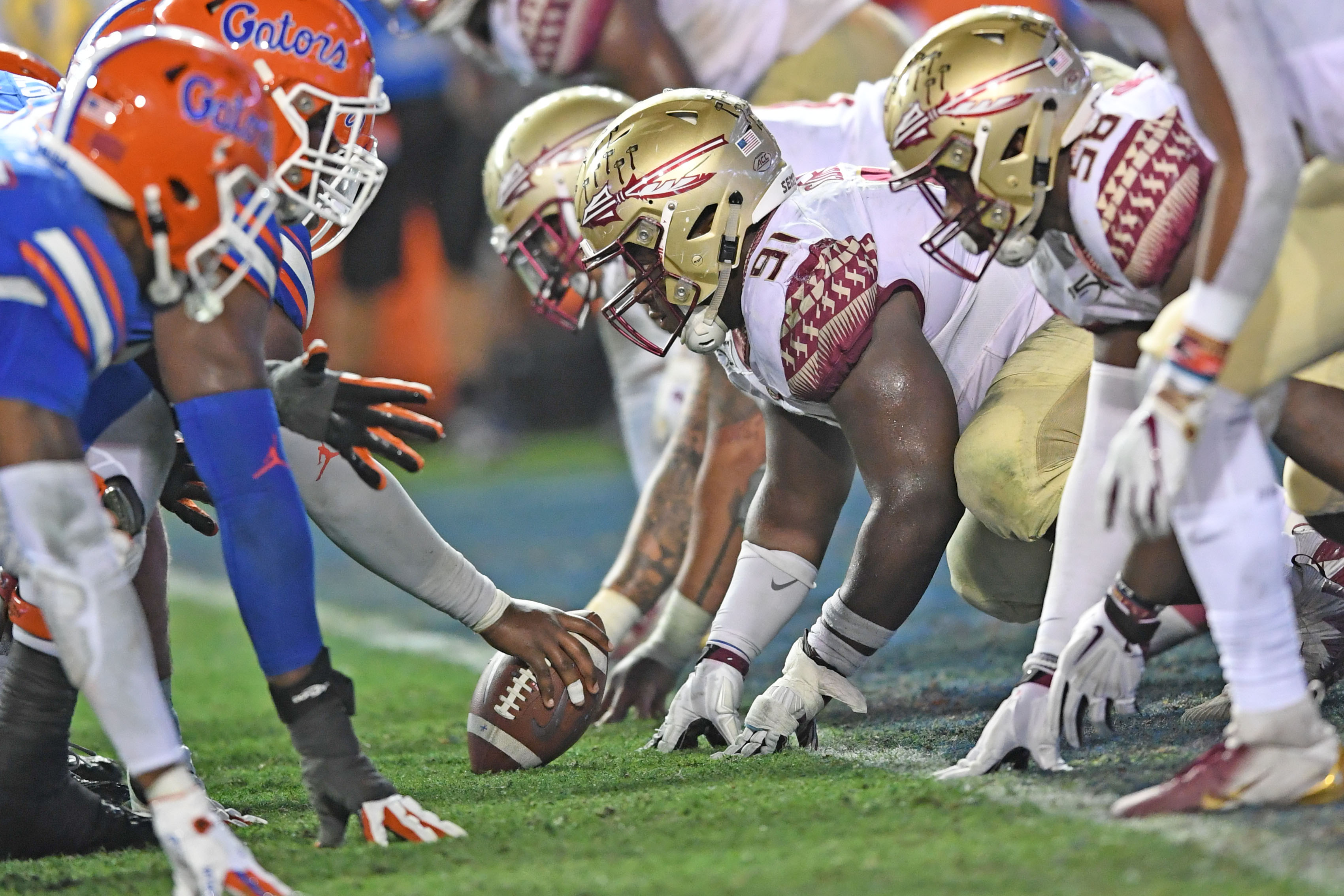 Photos: FSU at UF