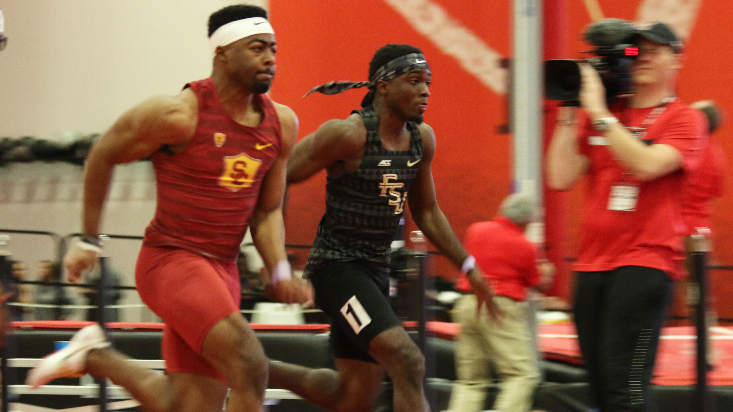 Record-Setting Cunningham Leads Hurdles Sweep In Lubbock