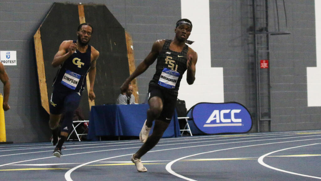 Men Carry Slim ACC Lead Into Final Day Of Action