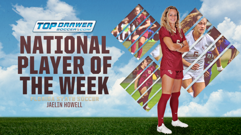 Roque Earns ACC Defensive Player of the Week